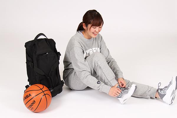 女性にとってのバスケウェア選び