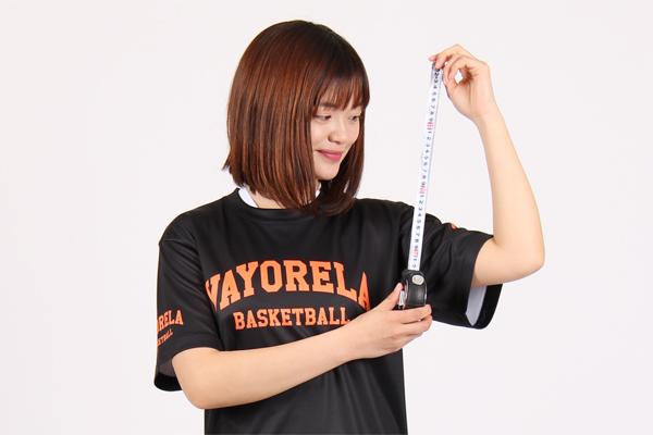 バスケットボール サイズ