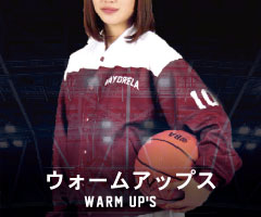 ウォームアップス WARM UPS-T